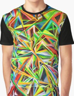 MAYAN SPACE Graphic T-Shirt