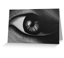Eye of yours! Greeting Card