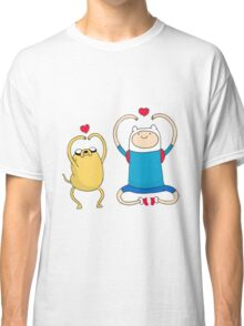 Jake and Finn Classic T-Shirt