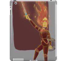 Phoebe the Flame King iPad Case/Skin