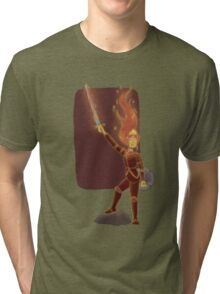 Phoebe the Flame King Tri-blend T-Shirt