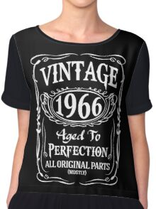 1966 - Aged To Perfection Chiffon Top