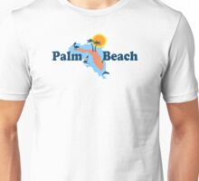 Palm Beach - Florida.  Unisex T-Shirt