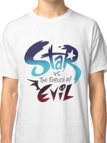 Star VS Evil Classic T-Shirt