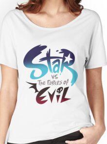 Star VS Evil Women's Relaxed Fit T-Shirt