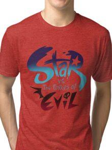Star VS Evil Tri-blend T-Shirt