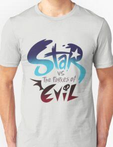 Star VS Evil Unisex T-Shirt