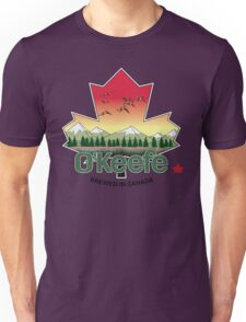 O'Keefe Brewery - Brewed in Canada Unisex T-Shirt