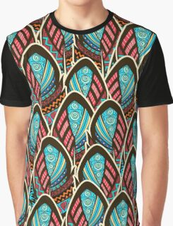 Style feathers Graphic T-Shirt