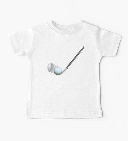 Golf stick and ball Baby Tee
