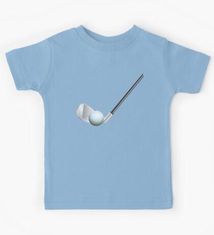 Golf stick and ball Kids Tee