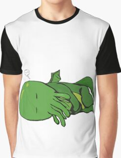 Little Cthulhu Dreams Graphic T-Shirt