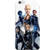 X Men: Apocalypse, defend iPhone Case/Skin