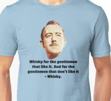 Glorious Tunes  Series - Whisky Unisex T-Shirt