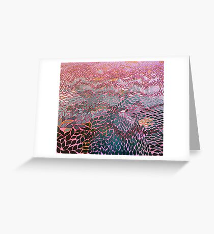 Semi-arid summer Greeting Card