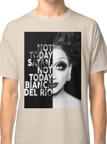 Bianca Del Rio Text Portrait Classic T-Shirt