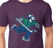 Ice hockey go canucks Unisex T-Shirt