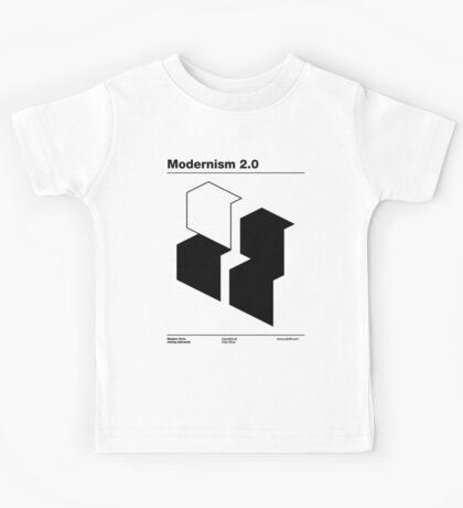 Modernism 2.0 (b) Kids Tee