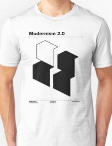 Modernism 2.0 (b) Unisex T-Shirt