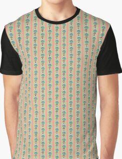 Funky Little Bird Dancing  Graphic T-Shirt