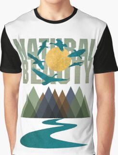Natural beauty Graphic T-Shirt