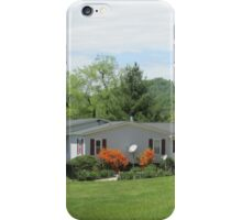 East view of Grassy Creek Rd. iPhone Case/Skin