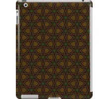 Red & Green Pattern iPad Case/Skin