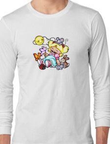 Happiness 2! Long Sleeve T-Shirt