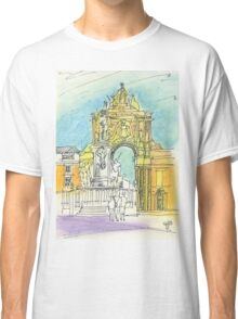 Terreiro do Paço. Classic T-Shirt