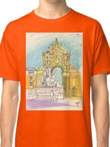 Terreiro do Paço. Classic T-Shirt