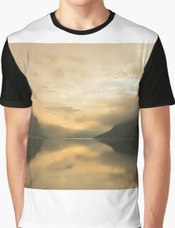 Fjord Mist Graphic T-Shirt