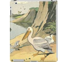 P is for Pelican - French Alphabet Animals iPad Case/Skin