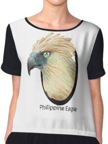 Philippine eagle Chiffon Top