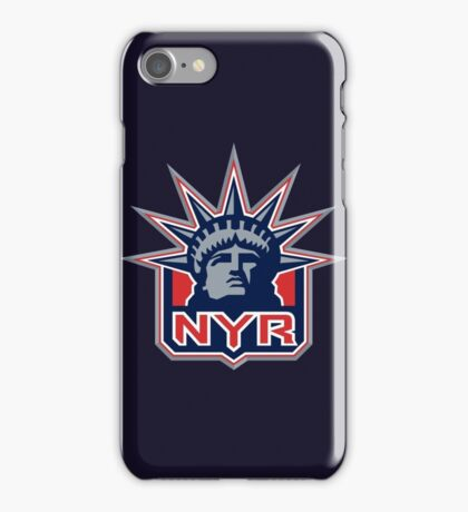 NEY YORK RANGERS HOCKEY iPhone Case/Skin