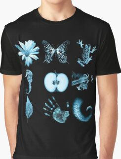 Fringe Glyphs all nine symbols Graphic T-Shirt
