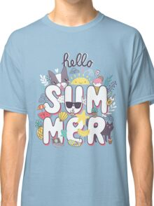 Hello Summer Classic T-Shirt