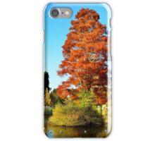 Tree and Lake iPhone Case/Skin