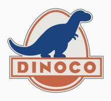 DINOCO TOY STORY CARS FUEL COMPANY Kids Tee