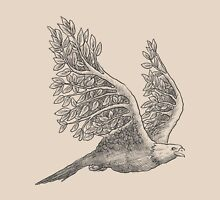 Majestic eagle with branches Unisex T-Shirt