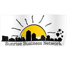 Sunrise Business Network - ABQ, NM Poster
