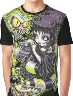Strange and Unusual Graphic T-Shirt