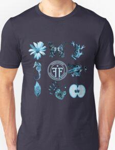 Fringe Glyphs with Division symbol Unisex T-Shirt