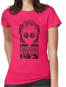 GREEDO  Womens Fitted T-Shirt