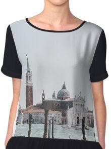 La Giudecca Women's Chiffon Top