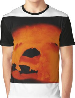Happy Halloween 2: inside the face Graphic T-Shirt