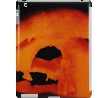 Happy Halloween 2: inside the face iPad Case/Skin