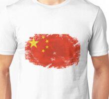 China vintage flag Unisex T-Shirt