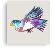 Bird Day celebrations for Vini Marina 4 Canvas Print