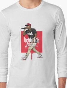kendrick lamar Long Sleeve T-Shirt
