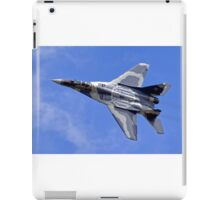 MiG-29A Fulcrum A - Red 111 iPad Case/Skin